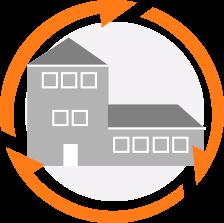 Chaudière bois plaquettes ou chaudières  granulés pour bâtiment collectif ou maison particulier