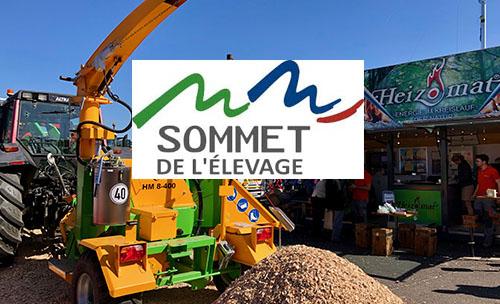 SOMMET DE L'ÉLEVAGE - CLERMONT FERRAND